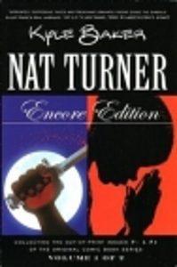 Jacket art for graphic novel Nat Turner