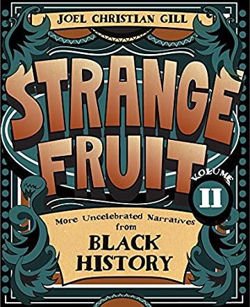 Jacket art for graphic novel Strange fruit v2