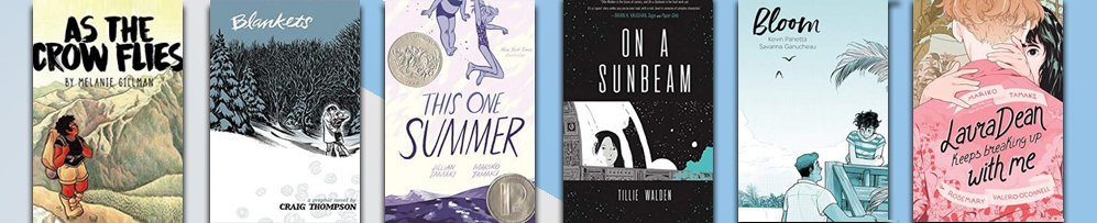 Book covers from the gender category