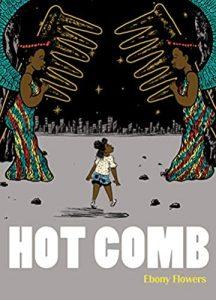 Jacket art of graphic novel Hot Comb