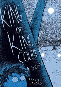 Jacket art for graphic novel King of King Court